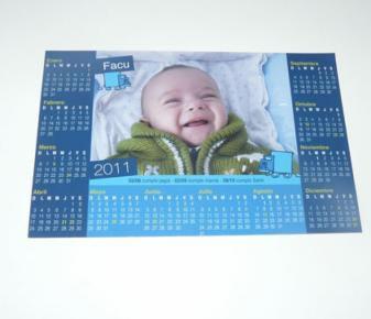 Foto iman calendario 10x15 personalizado 55 ideal para - Calendarios navidenos personalizados ...